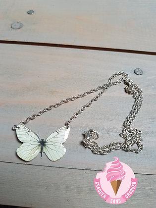 Collier papillon N°2