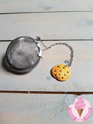 Boule à thé cookie