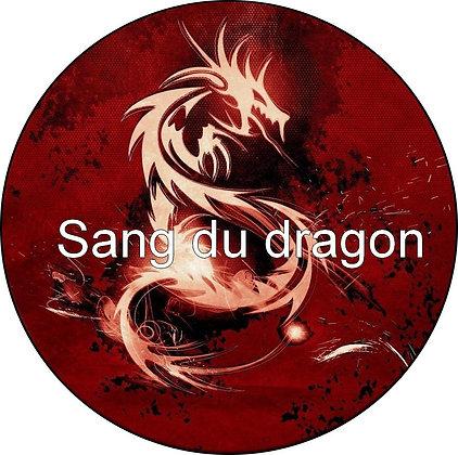 Galet parfumé Sang du dragon