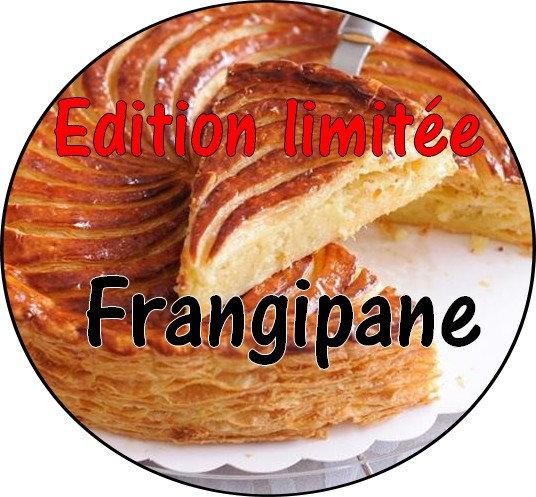 Edition limité Galet parfumé Frangipane