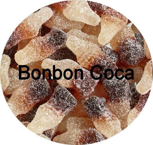 Galet parfumé Coca-cola