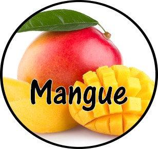 Galet parfumé Mangue