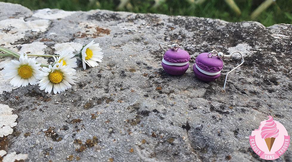 BO macaron violet