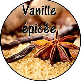 Galet parfumé Vanille épicée