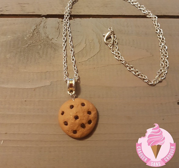 Collier cookie
