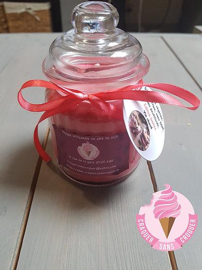 Edition limitée Bougie parfumée Vin chaud [40H]