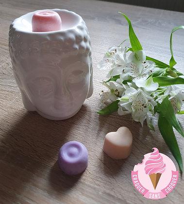 Pack Brûleur et galets parfumés [B08]