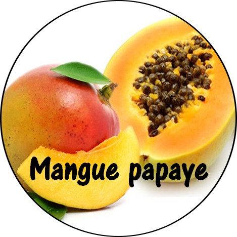 Galet parfumé Mangue papaye