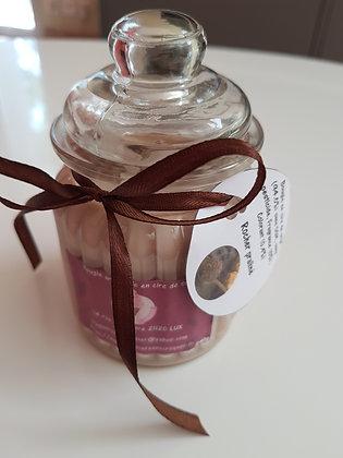 Bougie parfumée Rocher praliné [40H]
