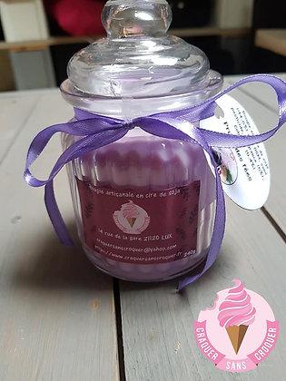 Bougie parfumée Prune des fées [40H]