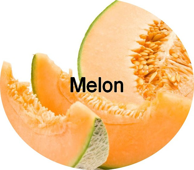 Galet parfumé melon