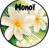 Galet parfumé Monoï