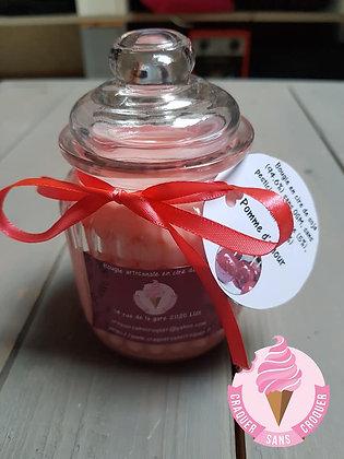 Bougie parfumée Pomme d'amour [40H]