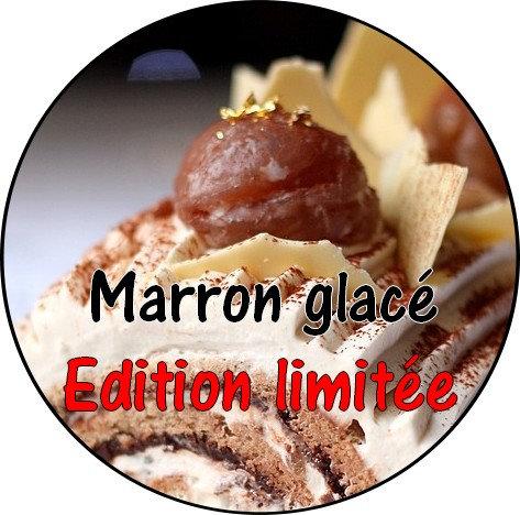 Edition limité Galet parfumé Marron glacé