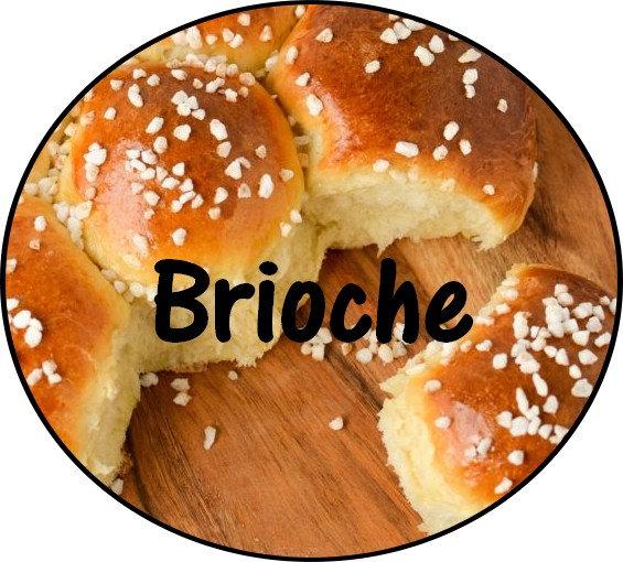 Galet parfumé Brioche