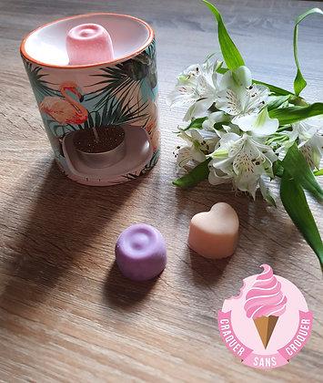 Pack Brûleur et galets parfumés [B10]