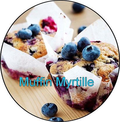 Galet parfumé Muffin myrtille