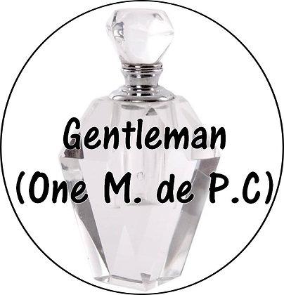 Galet parfumé Gentleman (imitation One M.)