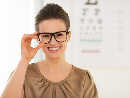 Navidad, se ve mejor a través de las gafas correctas.