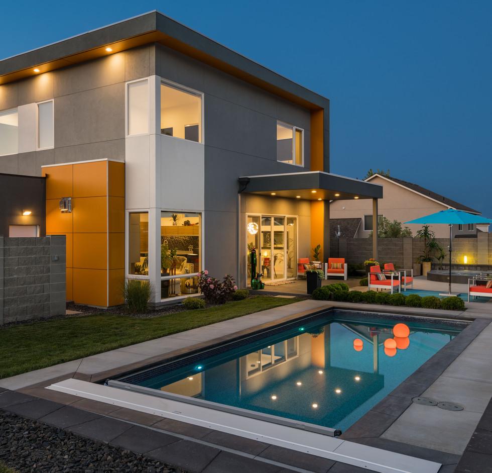 Modern Resort