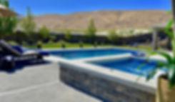 Olympia Fiberglass Pool