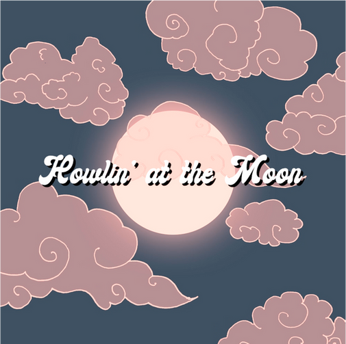Howlin at the Moon by Helena Holleran