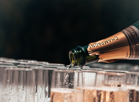 """""""Why do I drink Champagne for breakfast? Doesn't everyone?""""       - Noel Coward"""