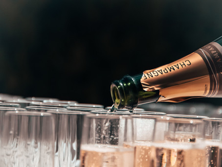 """Why do I drink Champagne for breakfast? Doesn't everyone?""       - Noel Coward"