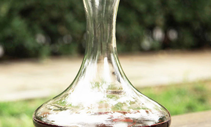 Crystal Glass Red Wine Decanter