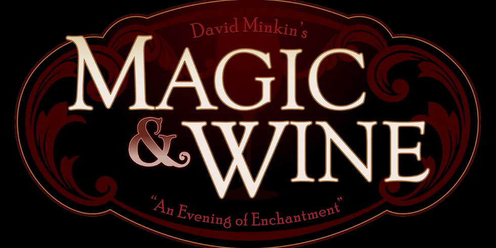 Virtual Magic & Wine Experience
