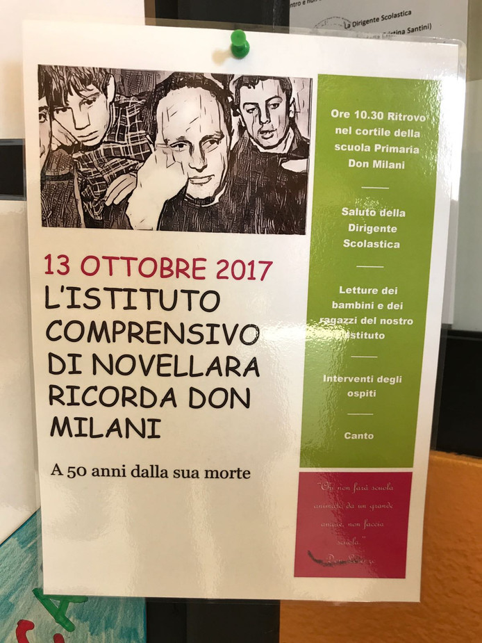 "Scuola Primaria ""Don Lorenzo Milani"" - Novellara"