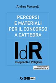 Percorsi e materiali per il concorso a cattedra IdR - SEI