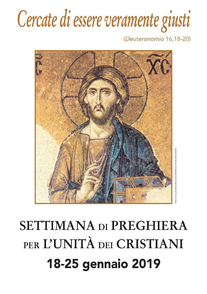 Settimana di preghiera per l'unità dei cristiani (18–25 gennaio 2019)