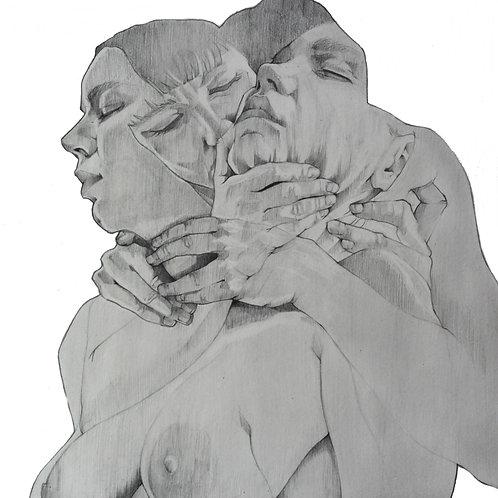 Hélène Planquelle - Original Drawing