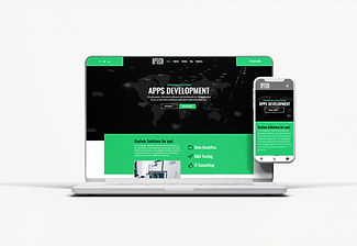 Technology & Application Wix Templates