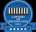 2021 logo lawyers of distinction.webp