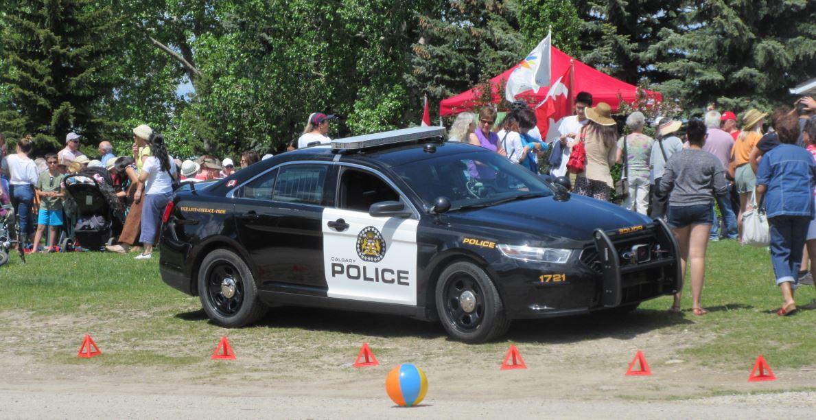 150 police car
