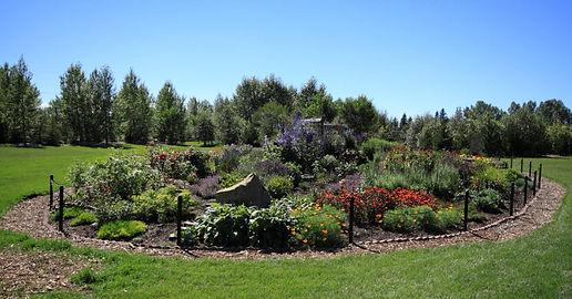 Oval Garden, Flowers, Garden, Botanical Gardensof Silver Springs