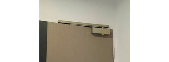 NIKAWA Bedroom Door Closer Gold
