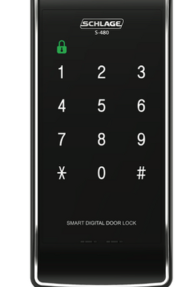 Schlage S460 Digital Lock
