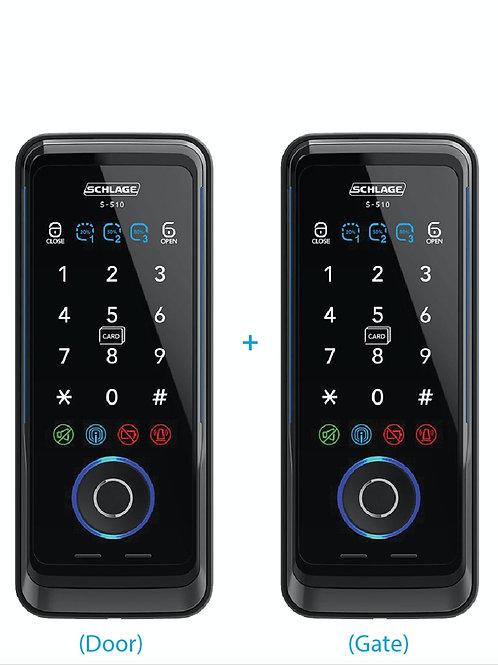 Schlage S510 +S510G Digital Lock