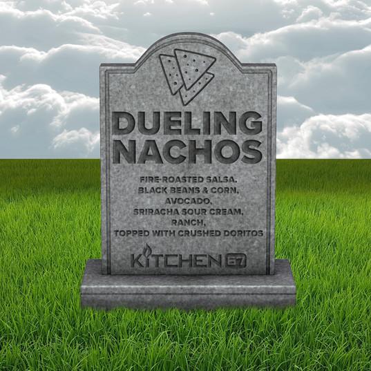 Dueling Nachos
