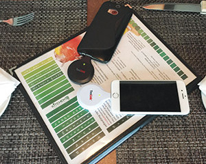 Restaurant hopes for a charge from new technology