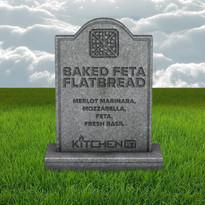 Baked Feta