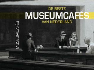 Ode aan het Museumcafé: een boek