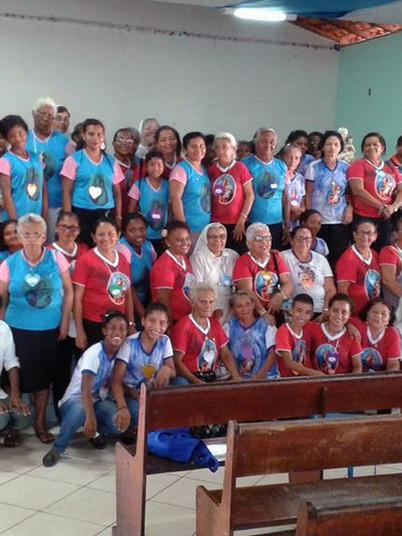 Leigos da Fraternidade Missionária de Nossa Senhora do Sagrado Coração