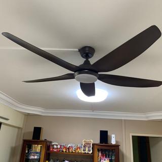 Dismantle & Installation of Ceiling Fan