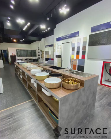The new display in our showroom is beyond our expectations - Part II