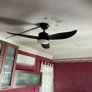 Surfacetopsg Fan Installation