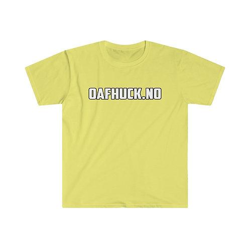 Huck's Own Shirt - OafHuck.no